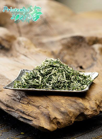 BiLuoChun Dong Ting : thé vert