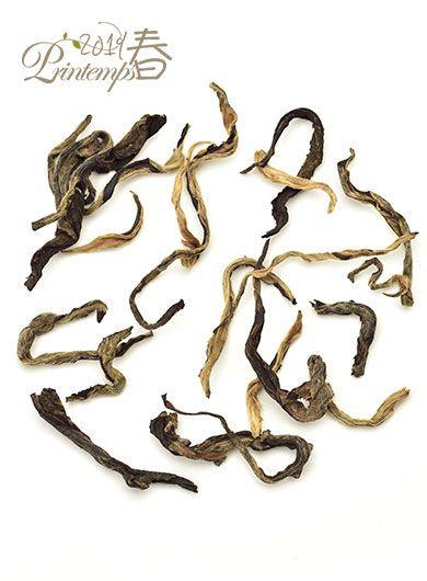 Bourgeons dorés de Longlin : Thé noir Bio