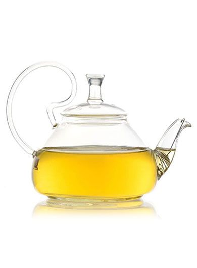 Théière en verre élégante de 450 ml