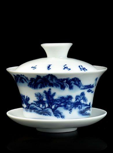 Gaiwan LuShui QingShan