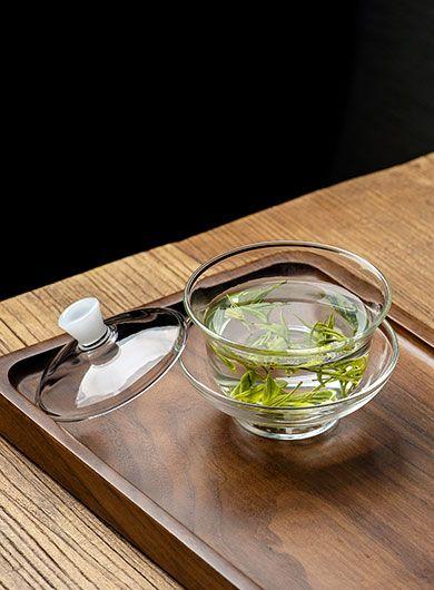 Gaiwan en verre - 130 ml