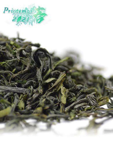 Lu An Gua Pian QiYun : thé vert
