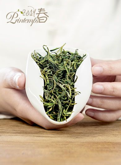Huang Shan Mao Feng Classico : thé vert