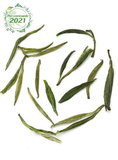 Pré-commande Huo Shan Huang Ya : thé jaune