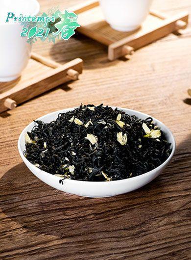 Jasmin Mao Feng : thé vert parfumé
