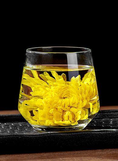 Fleurs impériales de chrysanthème