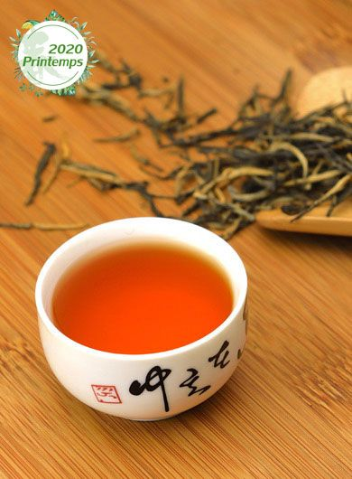 Yun nan Dian Hong Prestige : thé noir
