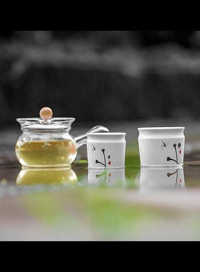 Service à thé Jing Si