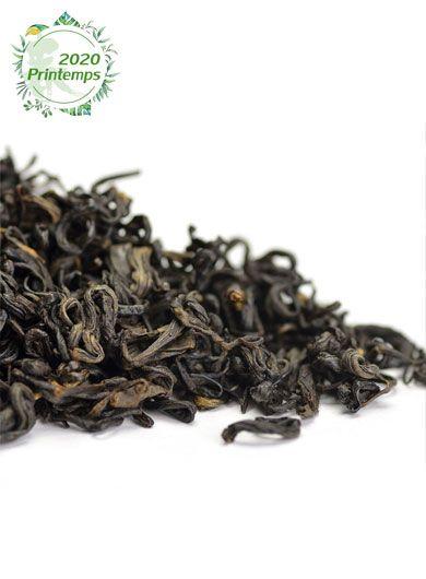Joyau céleste de QiMen : thé noir grand cru