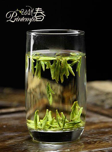 Long Jing Bio Grand Cru SheQian : thé vert