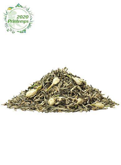 Mo Li Xue Ya : thé vert au jasmin