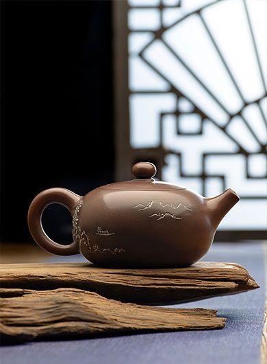 Théière Xishi 160 ml