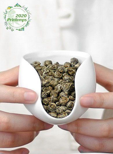 Perle du Dragon Classico : thé vert au Jasmin