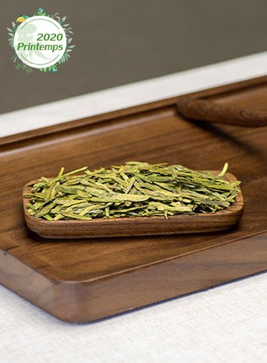 LongJing Shifeng : thé vert
