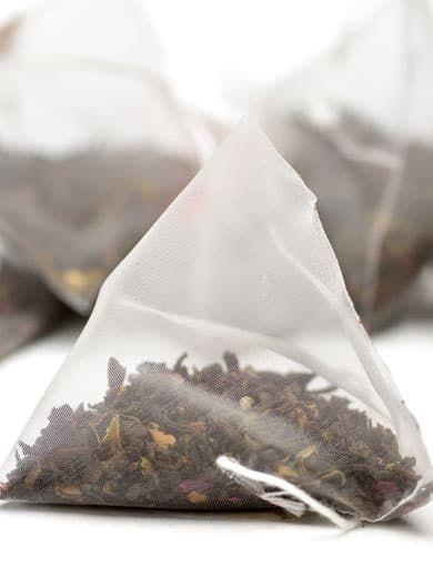 Infusette de Pu Erh cuit : thé du Yunnan en sachet s