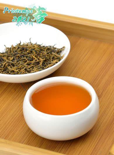 Tan Yang GongFu : thé noir