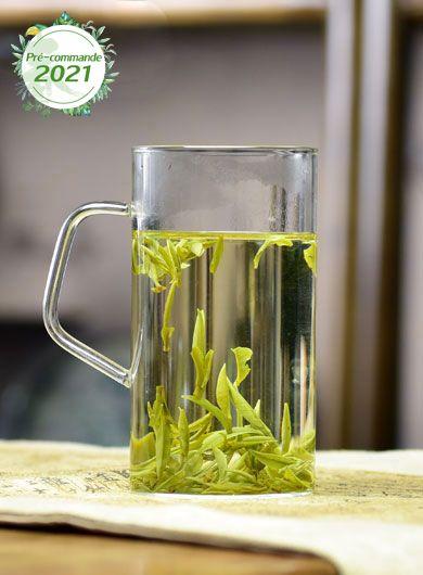 Pré-commande Huang Shan Mao Feng Prestige : thé vert