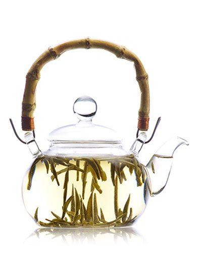 Théière verre et bambou - 450 ml