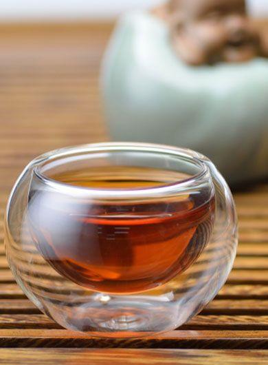 Verres à thé double paroi, 50 ml
