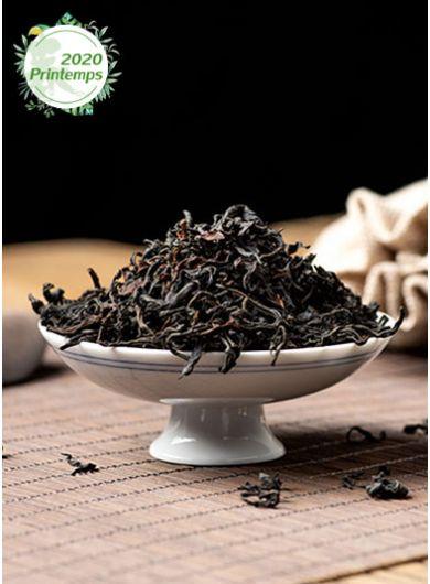 DianHong théiers sauvages : thé noir grand cru du Yunnan