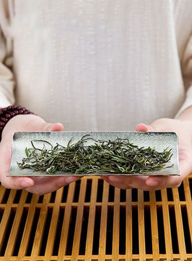 TianMu Yun Wu Bio : thé vert