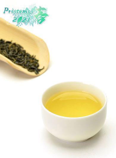 Chun Mei Impérial : thé vert