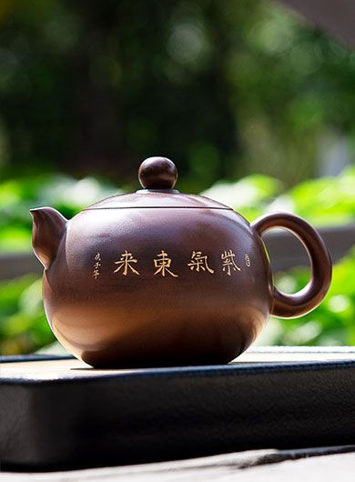 Théière Ziqi Donglai 160 ml
