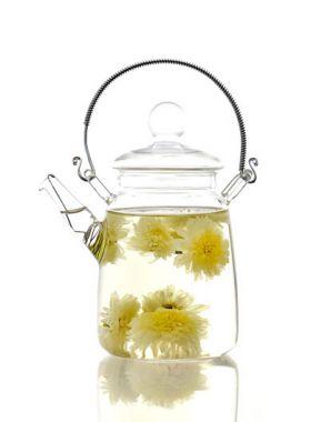 Fleurs de chrysanthème des Montagnes Jaunes