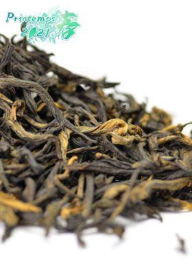 Yunnan Gong Fu : thé noir Dian Hong