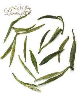 Huo Shan Huang Ya : thé jaune