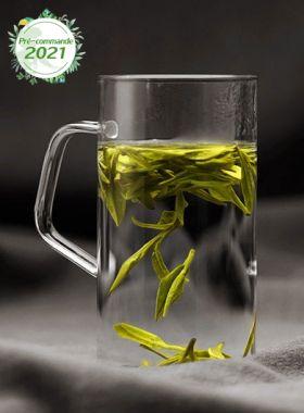 Pré-commande Long Jing Bio Puits du dragon : thé vert