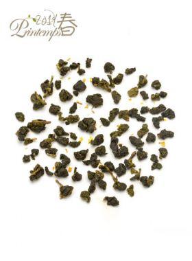 Délisse des concubines impériales : OoLong au  parfum d'osmanthus