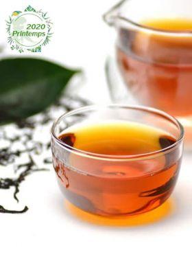 Qi Men Mao Feng : thé noir