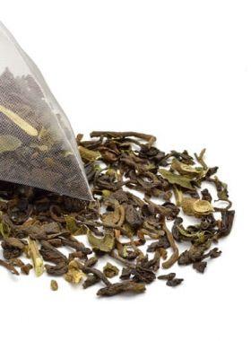 Infusette divin chrysanthème : Pu Erh shu en sachet s