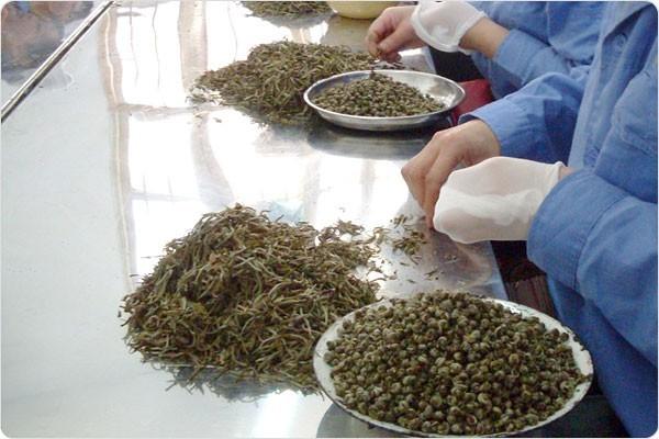 Hand-made Tea
