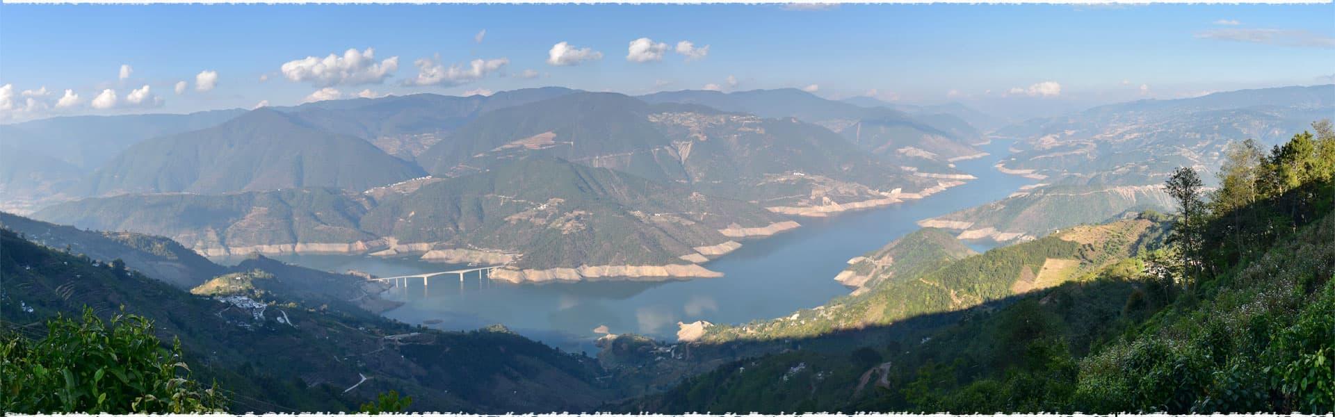 lang Cang River