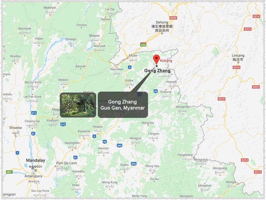 Guo Gan Map
