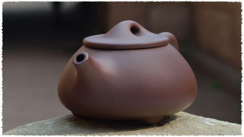 YiXing Shi Piao Teapot body