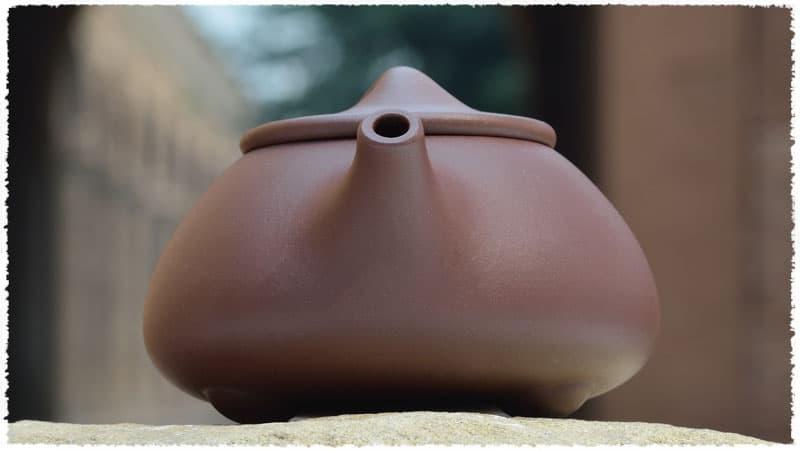 YiXing Shi Piao Teapot spout